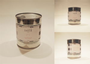 creation packaging cassoulet conserve isila