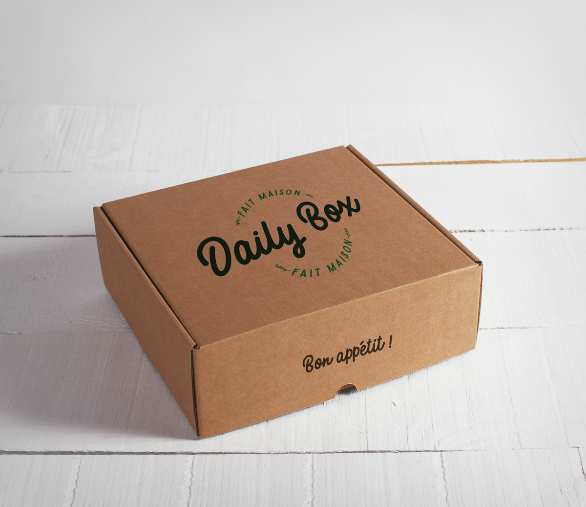 packaging repas livraison daily box